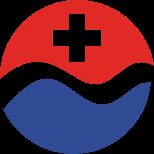 Das Logo des Schweizerischen Badmeister-Verbandes SBV
