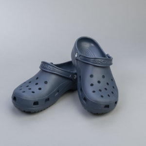 Crocs Badeschuhe dunkelblau