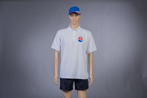 Poloshirt für Badmeister Vorderseite