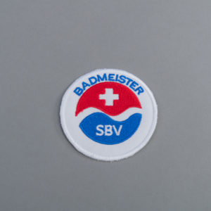 Sticker Badmeister SBV