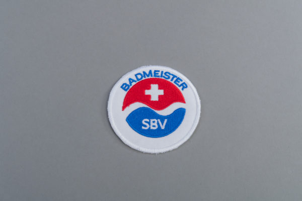 Sticker Badmeister SBV