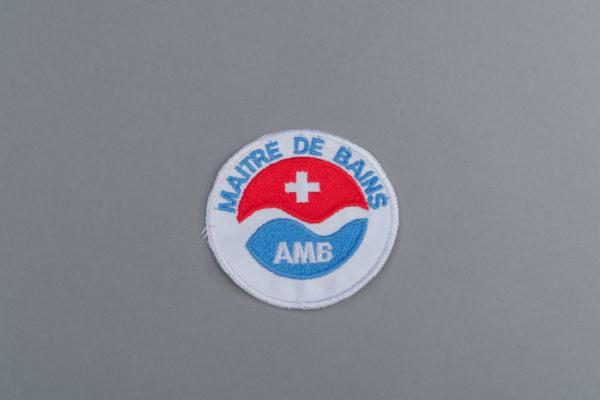 Sticker Maitre de bains AMB