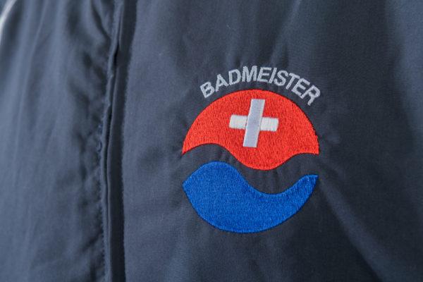 Trainer für Badmeister Logo