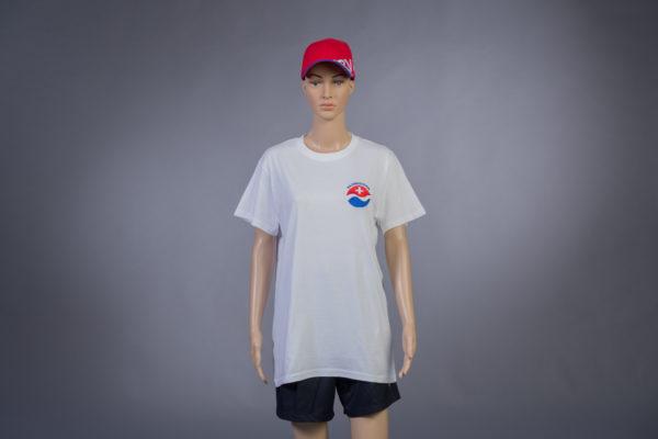 T-Shirt für Badmeisterin Vorderseite