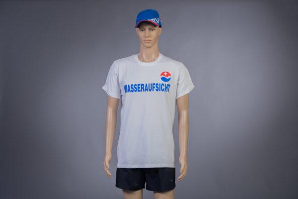 T-Shirt für Wasseraufsicht Vorderseite